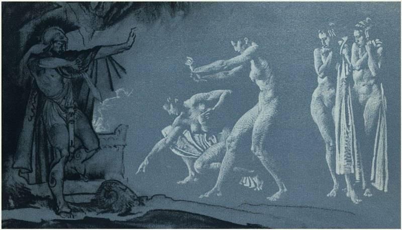 Лемуры — кровожадные духи усопших из мифологии древнего рима | 321news.ru - все новости на раз два три