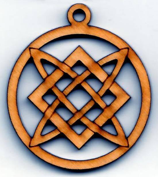 Звезда лады богородицы: главный женский оберег славян