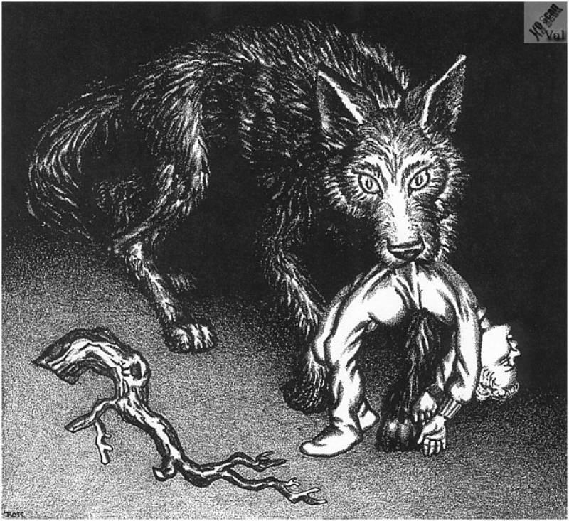 Оборотни: мифы и легенды   интересный сайт