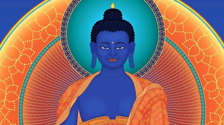 Мантра будды медицины: слушать текст мантры онлайн