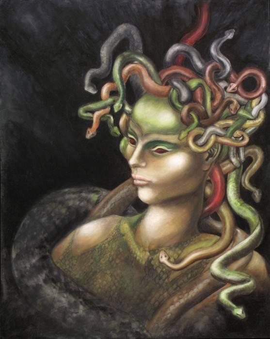 Медуза горгона имифохрабром персее. какперсей победил горгону медузу