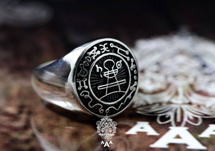 Кольцо царя Соломона: древний магический артефакт