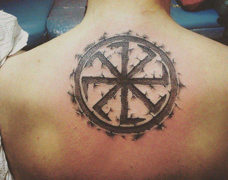 Тату-обереги (92 фото): значение оберегающих татуировок от сглаза и от порчи. эскизы защитных тату-талисманов. языческие символы и другие