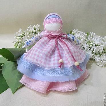 Конспект мастер-класса. тряпичная кукла «колокольчик»