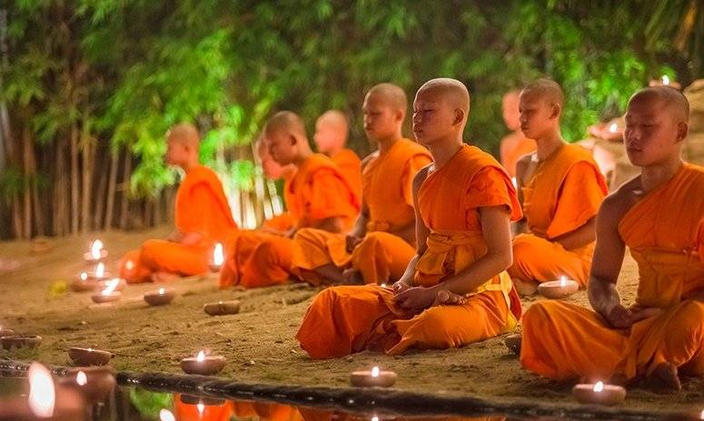 Мудрые уроки спокойствия и благополучия от тибетских монахов