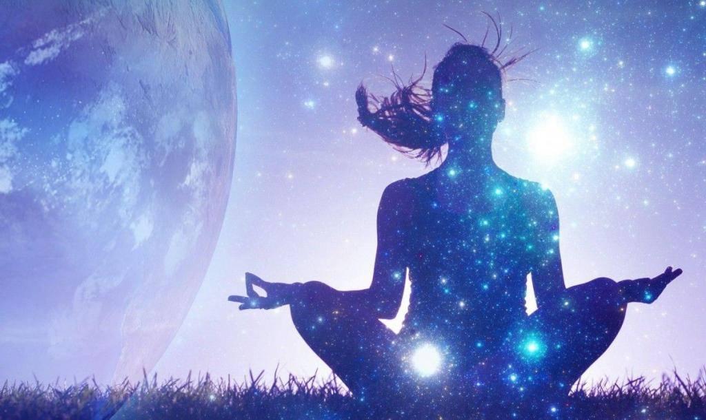 Энергия света и божественной любви