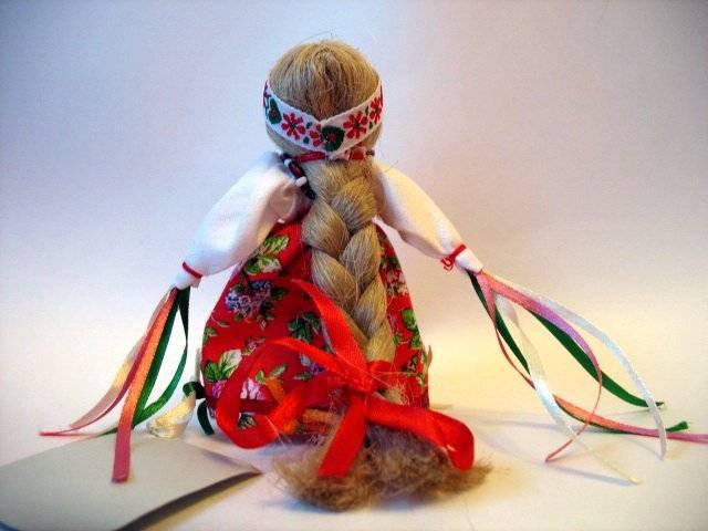 Кукла крупеничка, зерновушка, богач: значение оберега, мастер класс