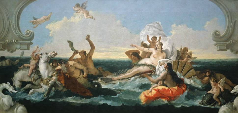 Кто такие нереиды в древней греции. нереиды — морские сестры из греческой мифологии