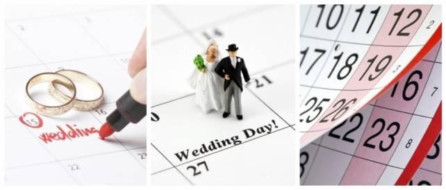 Нумерология даты свадьбы: правила расчета и выбора