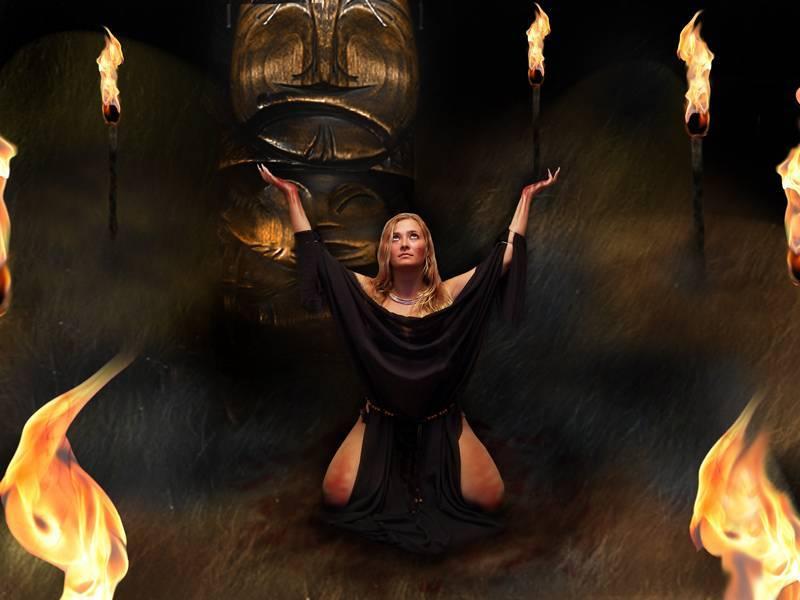 Как распознать ведьму в наше время