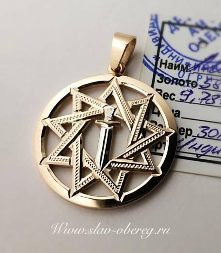 Использование символа звезда инглии в качестве оберега и тату