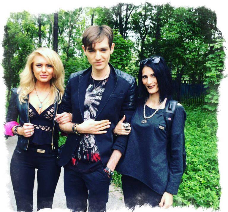 Елена синилова — ученица или новая девушка александра шепса