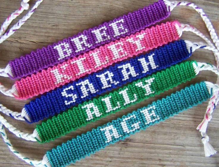 Фенечки из ниток: пошаговая инструкция со схемами плетения фенечек своими руками, фото лучших идей браслетов для начинающих