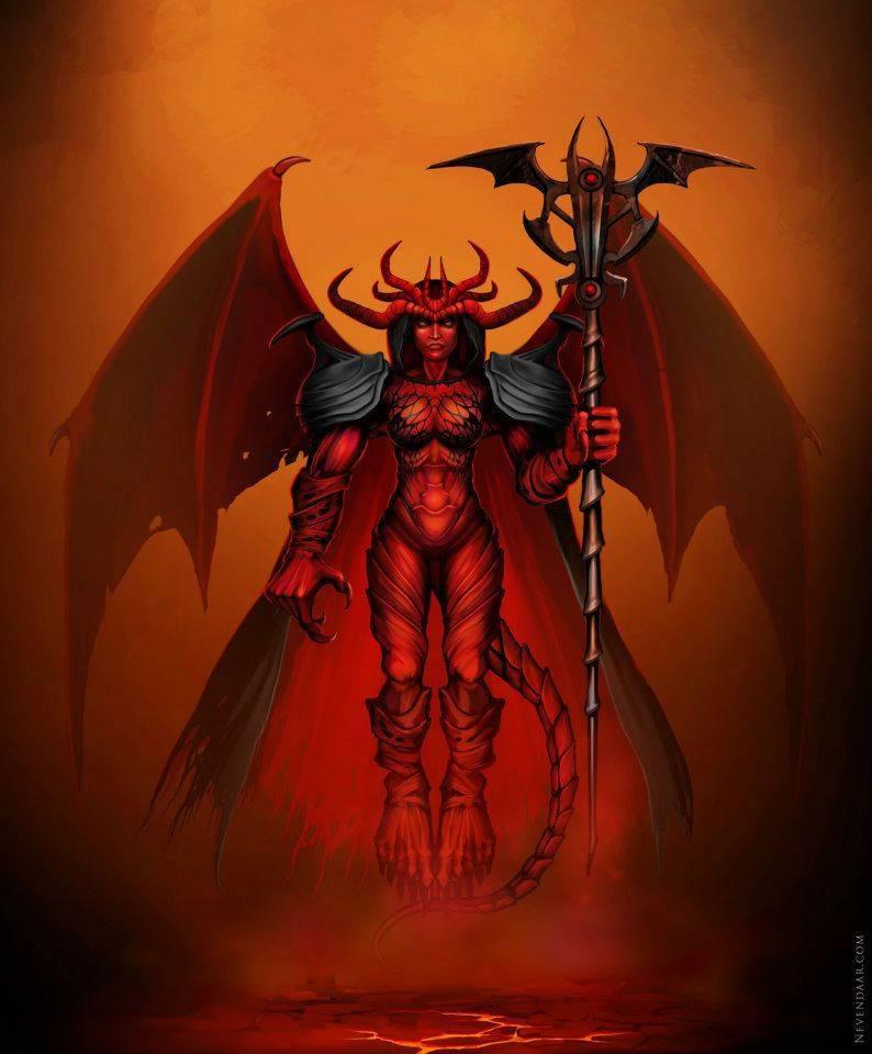 Астарот (демон): фото. как вызвать демона астарота и стоит ли это делать?