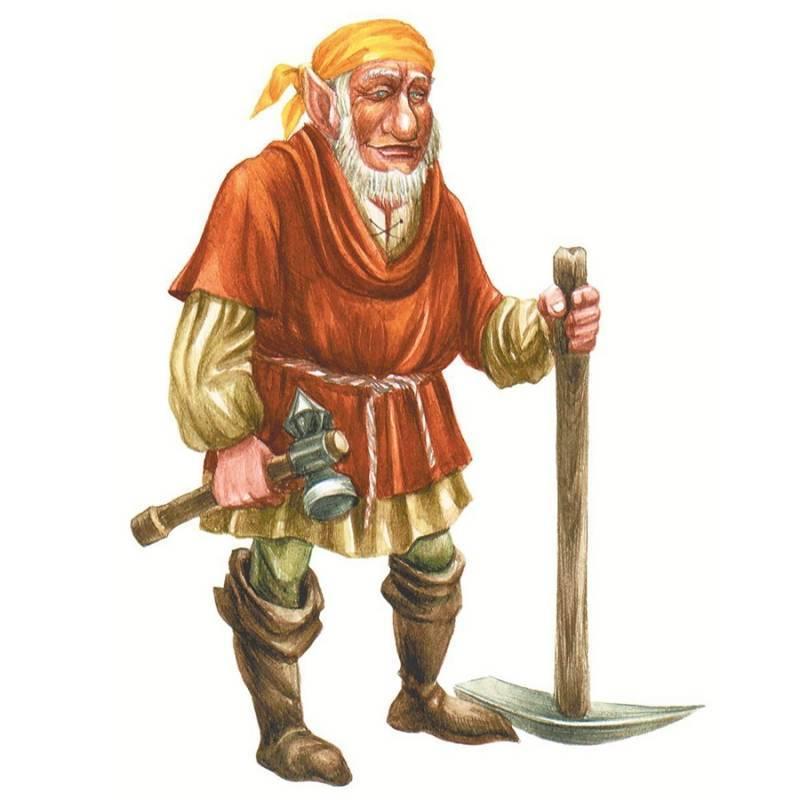 Кириллица  | «хозяин шахт»: в какое мифическое существо верят горняки донбасса