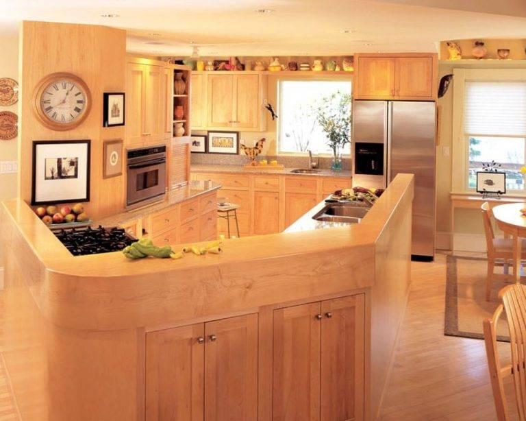 Кухня по фен шуй: правила расположения, интерьер, цвет, мебель