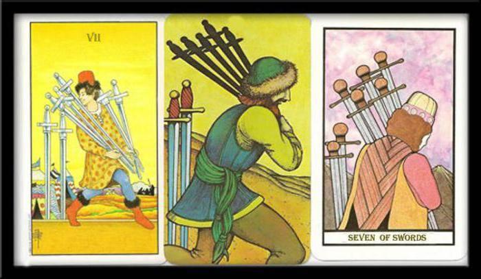 6 (шестёрка) мечей таро: значение в отношениях, работе, здоровье