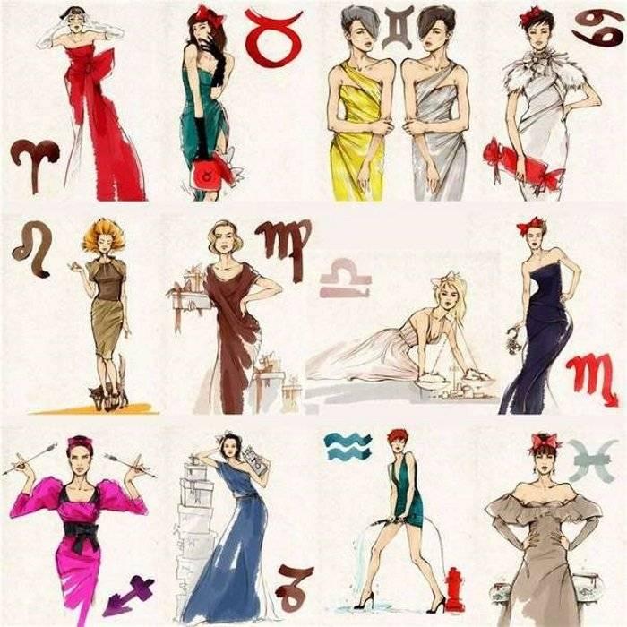 Счастливые цвета, которые вам нужно носить по знаку зодиака