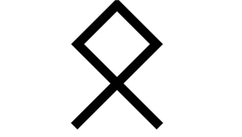 Что такое руна одал и её обозначение в разных культурах и в виде татуировки