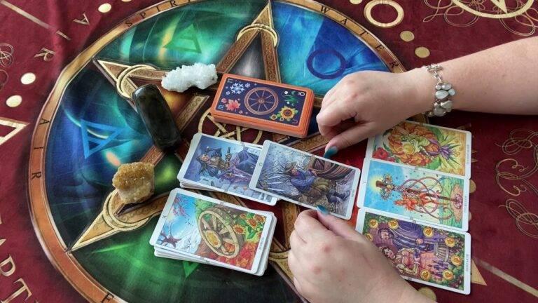 Магия: секреты гадания на таро. расклад «пирамида влюбленных»