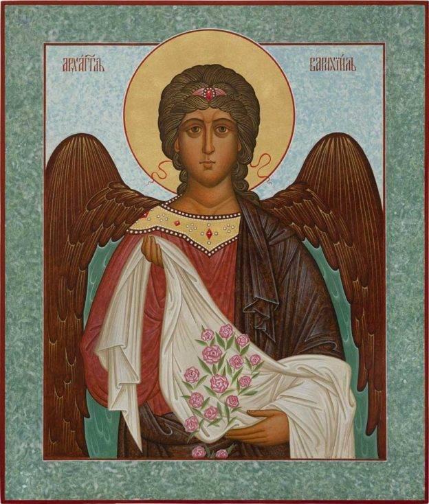 Кто такой архангел гавриил, как правильно ему молиться, как выглядит на иконе
