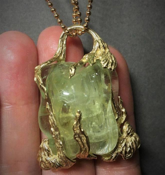 Камень берилл: магические свойства и значение у знаков зодиака (фото)
