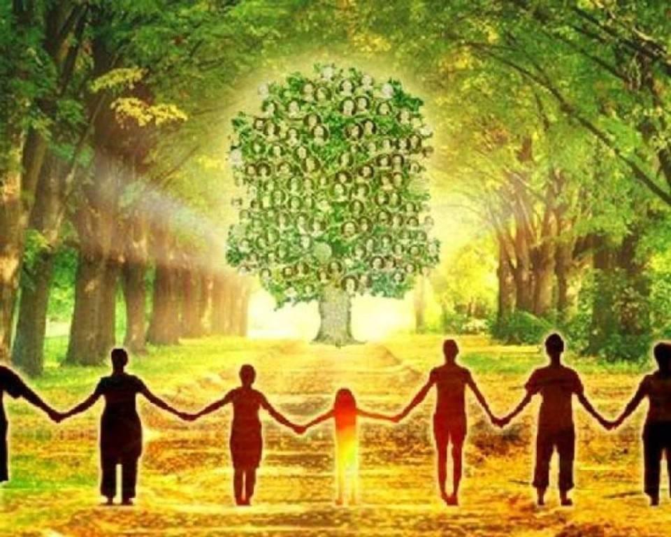 Взаимоотношения с родом, с нашими корнями. исследование - международный институт регрессологии