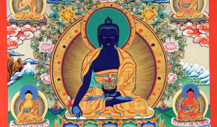 Читать книгу практика будды медицины. наставления в затворничестве ламы сопа ринпоче : онлайн чтение - страница 8