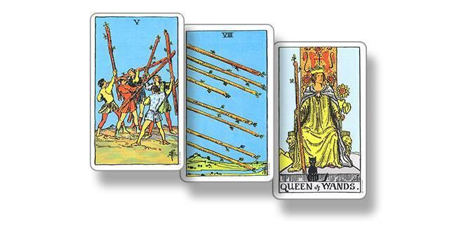 Совет и предостережение рыцаря пентаклей как карты дня таро