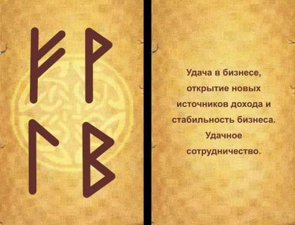 Славянские руны: значение, описание и применение в наши дни