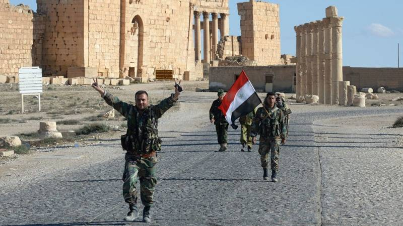 Ванга предсказала войну в сирии