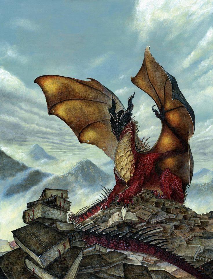 Чудо юдо, змей горыныч, огняник, полоз и другие русские драконы