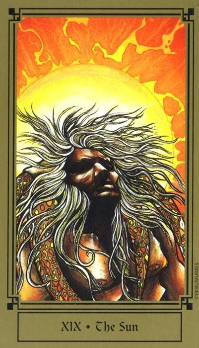 Солнце таро: значение в отношениях, любви, сочетание с другими картами, перевернутый аркан