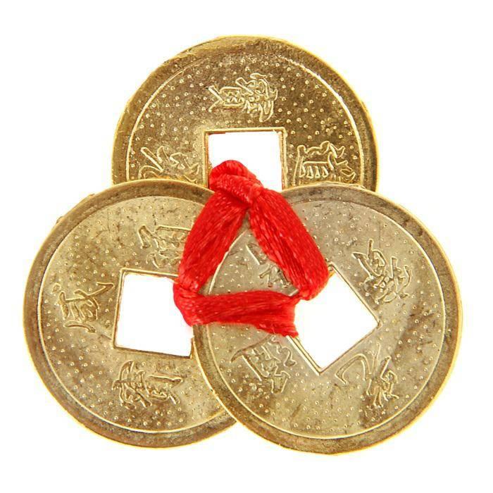 Китайские монеты по феншуй: значение, виды талисмана и способы связки
