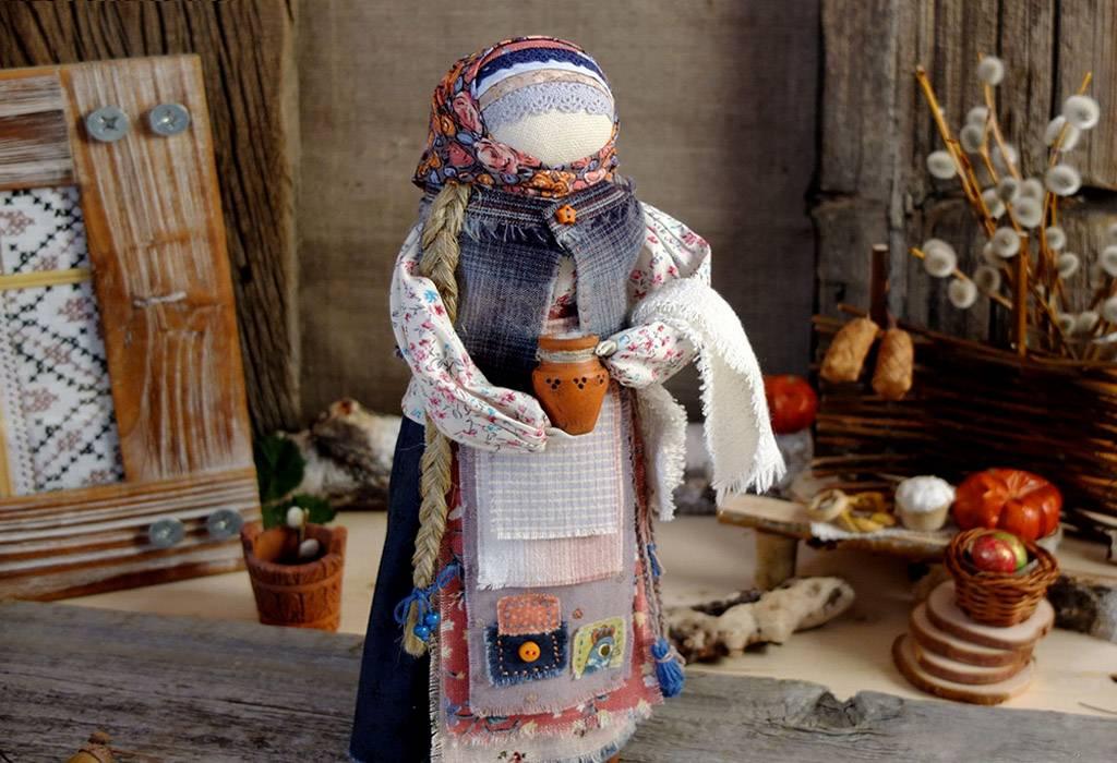 Обереги берегиня: как сделать куклу своими руками